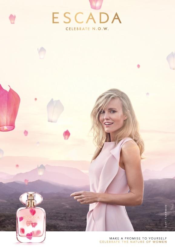 Escada debuts Celebrate N.O.W. fragrance in duty-free