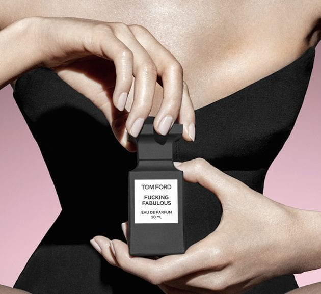 "Tom Ford's new fragrance is really ""F***ing Fabulous"""