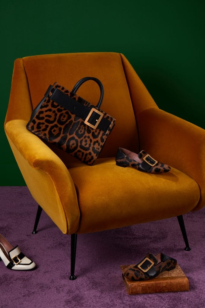 Bally buckles up with new Janelle collection