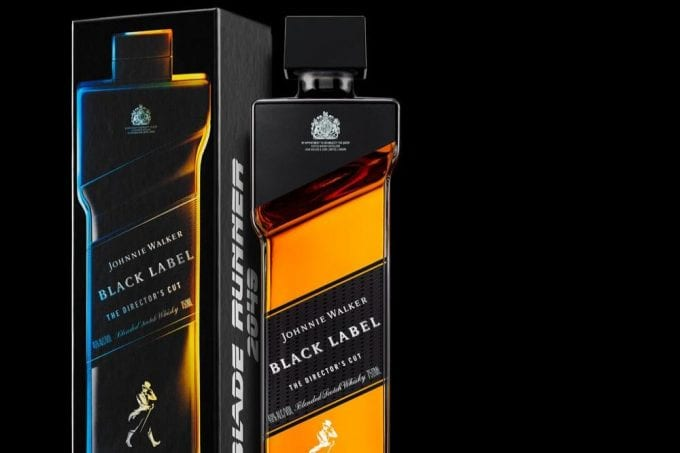 Johnnie Walker releases Blade Runner 2049 edition of Black Label