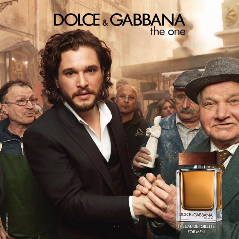 Game Of Thrones Stars Are The One For Dolce Gabbana Duty Free