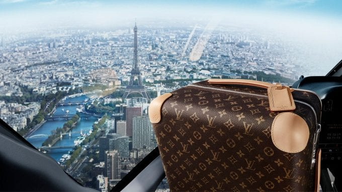 Louis Vuitton rolls out Horizon luggage designed by Marc Newson
