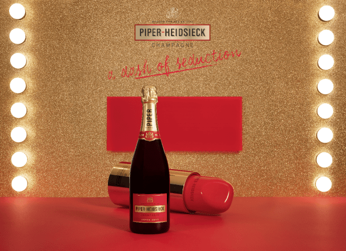 Piper-Heidsieck plans to seduce travellers with 'lipstick' & champagne