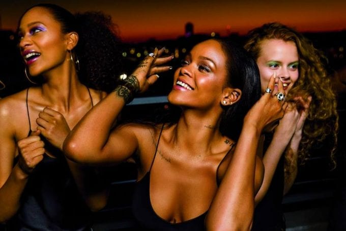 Glitter on Glitter on Glitter! Rihanna's Fenty Beauty unveils Galaxy collection