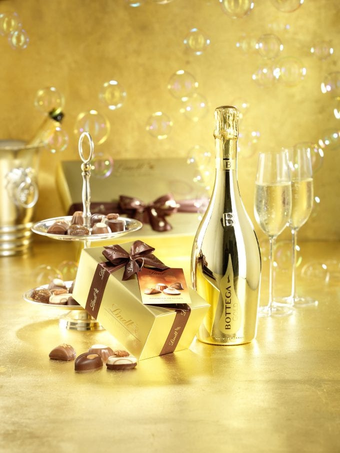 Lindt & Bottega combine to create the perfect match for travellers