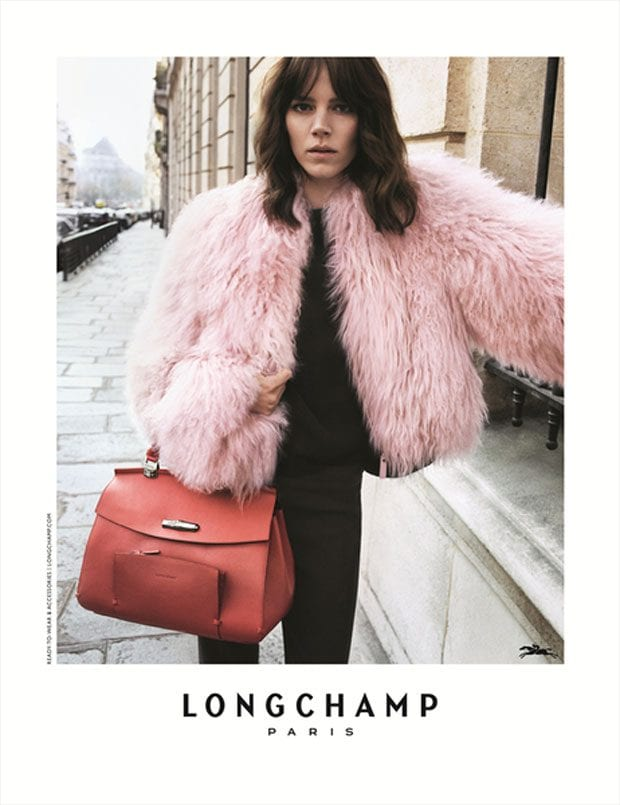 Longchamp introduces this winter's it bag – The Madeleine