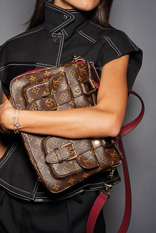 The Monogram takes Manhattan – Louis Vuitton's new it bag arrives