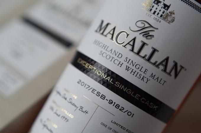 The Macallan releases seven 'unprecedented' single cask whiskies