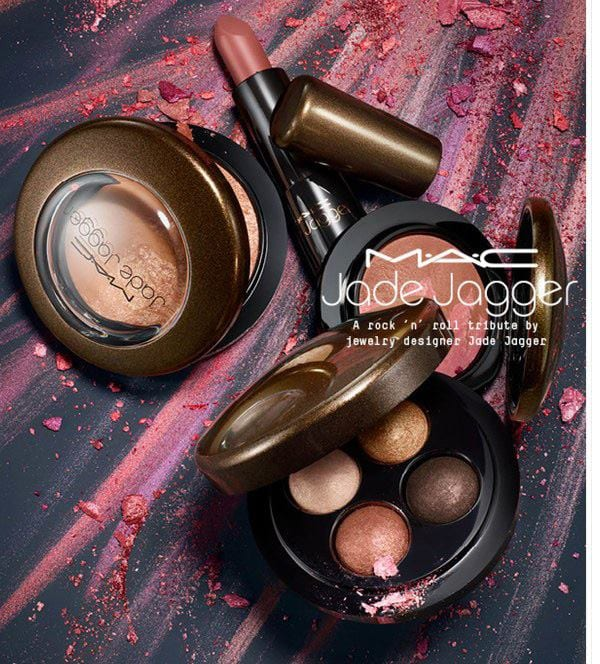 MAC x Jade Jagger makeup gets UK exclusive launch at World Duty Free