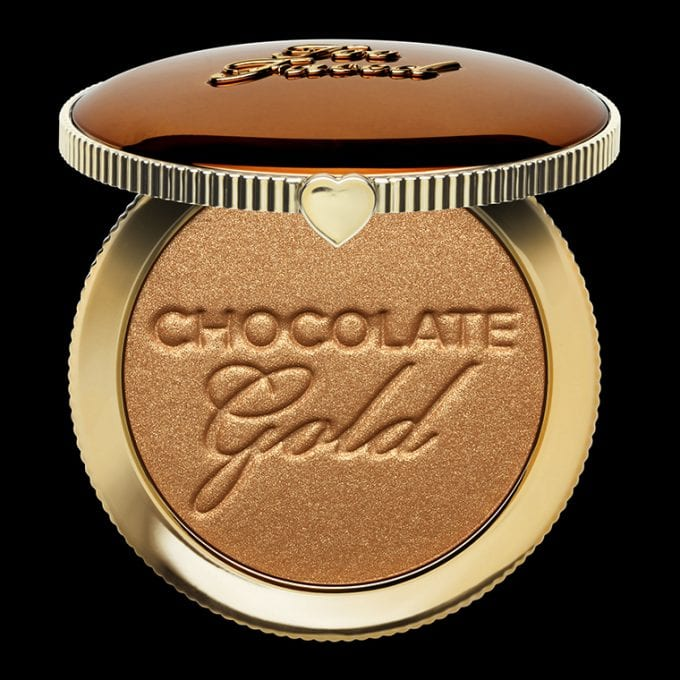Too Faced debuts Chocolate Gold make up collection