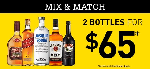 Mix & Match savings land at The Loop Duty Free Auckland airport