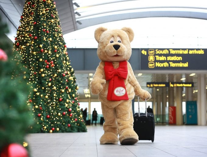 Hamleys pops up at London's Gatwick Airport for Christmas