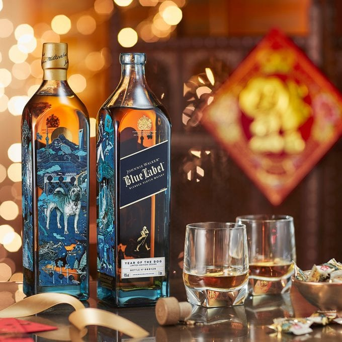 Johnnie Walker unveils limited edition to celebrate the Chinese New Year of the Dog