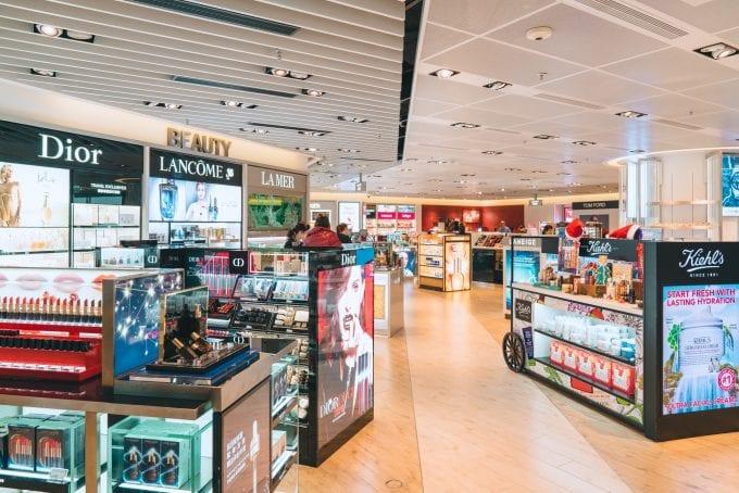 Beauty&You duty-free beauty stores debut at Hong Kong Airport