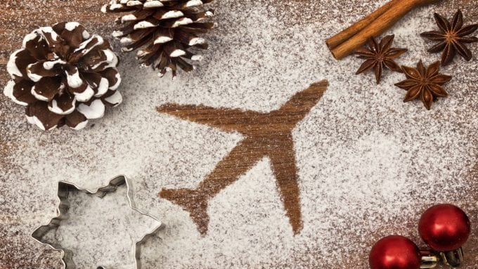 Gute Reise! Frankfurt airport delivers Winter Magic for Christmas travellers