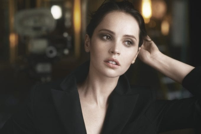 Clé de Peau Beauté debuts 'A Radiant Day' beauty collection with Felicity Jones as new global face
