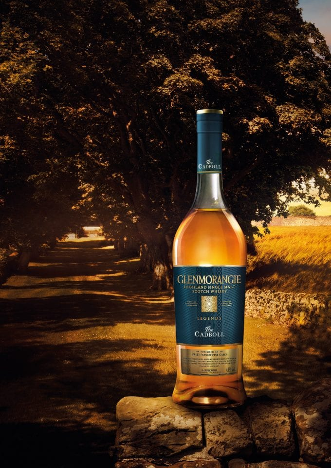Glenmorangie unveils duty-free exclusive Cadboll expression