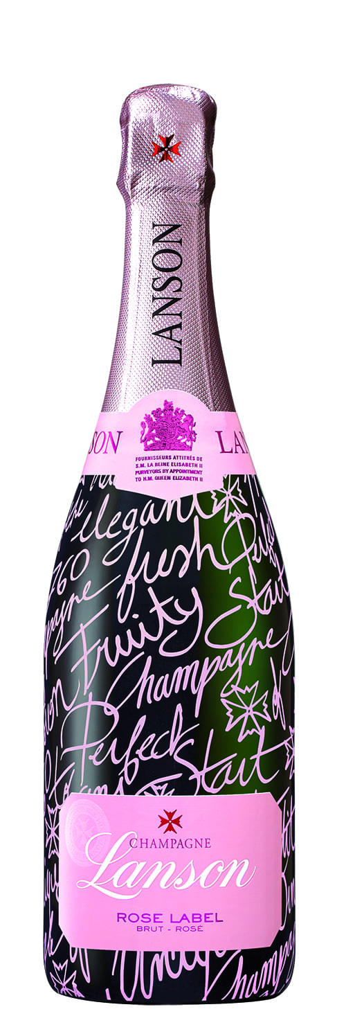 Champagne Lanson delivers 'Message In A Bottle' treat for travellers