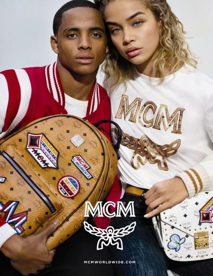 MCM launches VIVA LIFE SS18 collection with Jasmine Sanders in starring role
