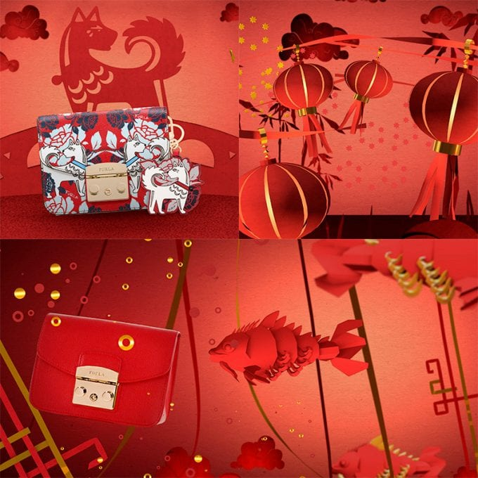 Furla reveals Chinese New Year 2018 collection