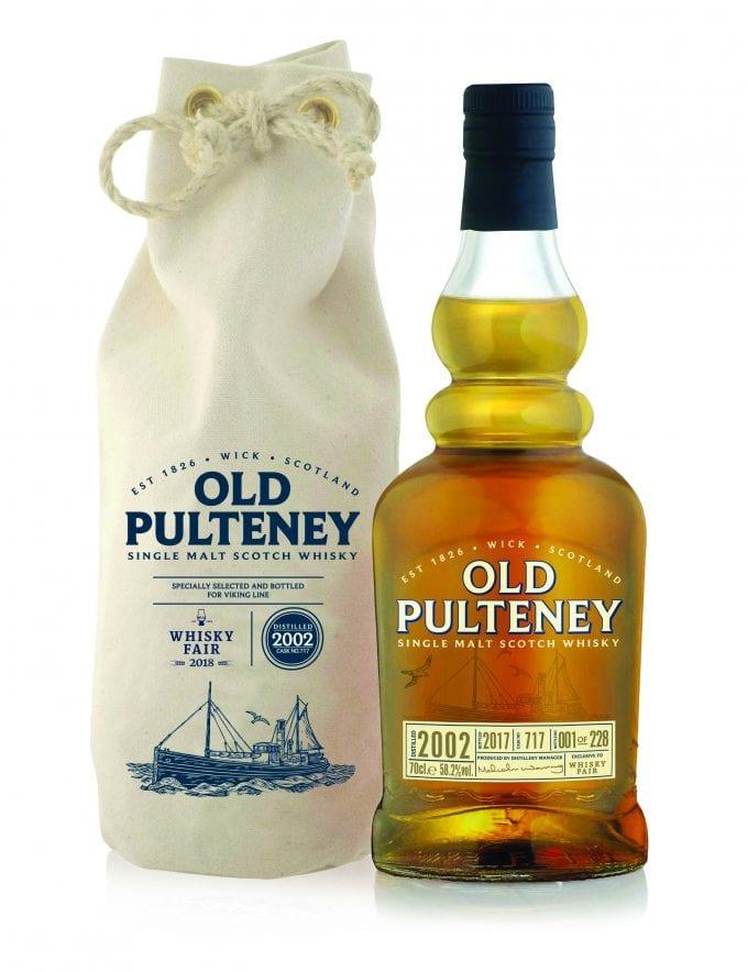Old Pulteney unveils three new premium Malt Whiskies in duty-free