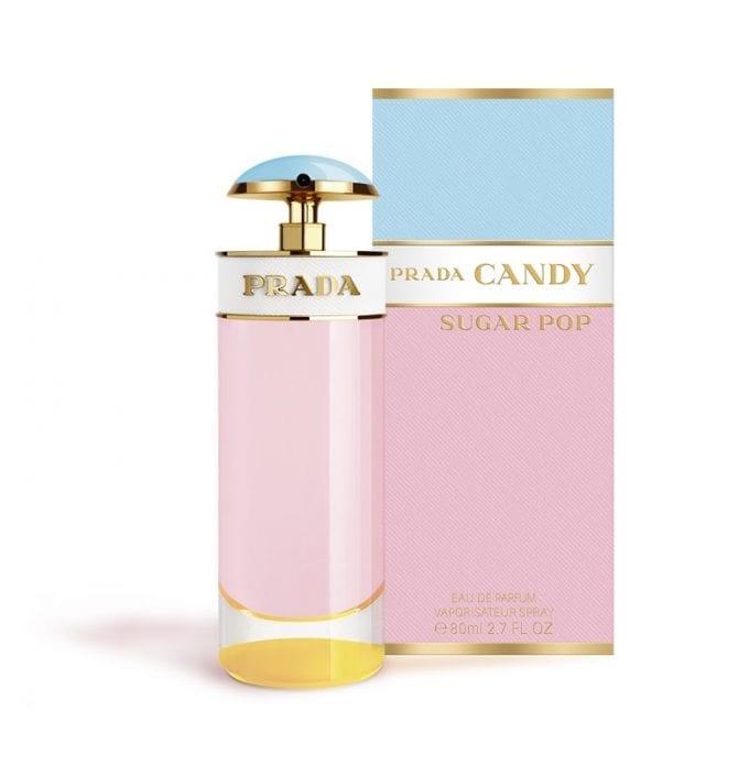 Prada adds SUGAR POP limited edition to Candy fragrances line up