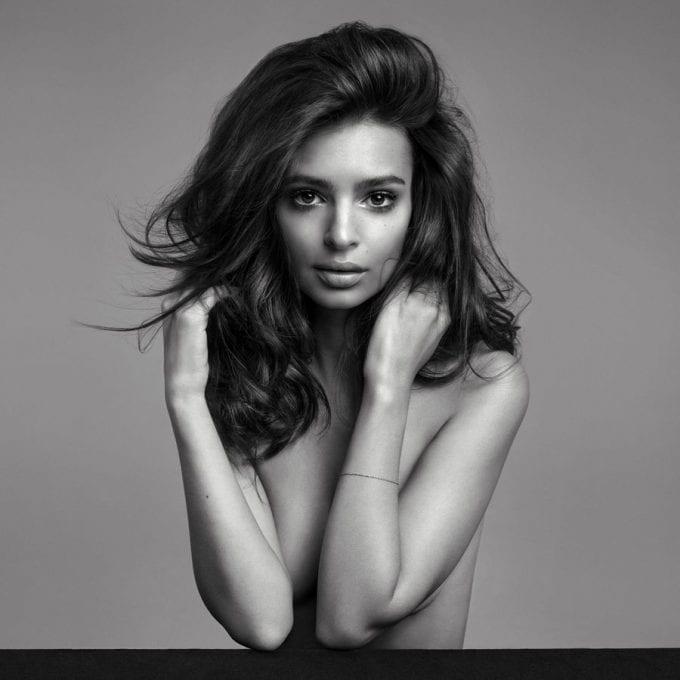 Emily Ratajkowski is the new face of Kérastase Paris