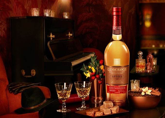 Glenmorangie gets spicy with latest Private Edition release, Glenmorangie Spìos