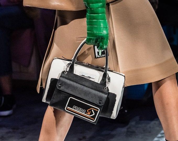 Prada hits the runway with 12 new look bags