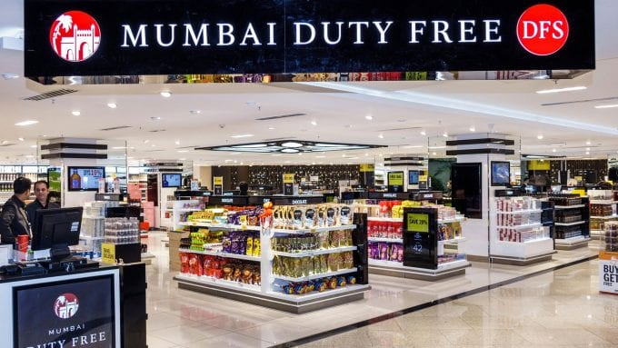 Mumbai Duty Free fêted as one of 'Asia's 100 Greatest Brands'