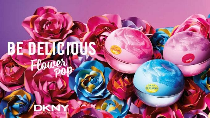 DKNY debuts Flower Pop Limited Edition perfumes at World Duty Free stores