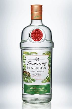 Tanqueray revives its spicy Malacca gin for duty-free shoppers