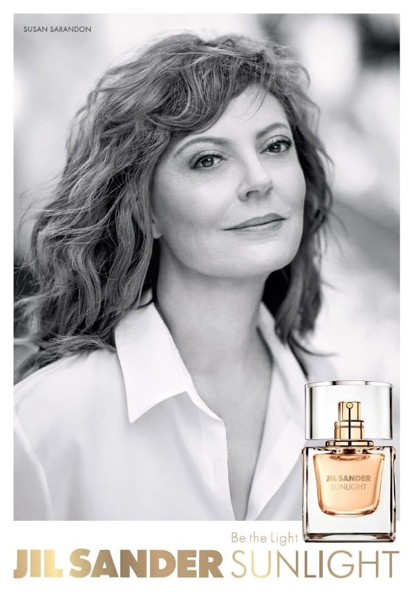 Jil Sander celebrates a new femininity with Sunlight fragrance