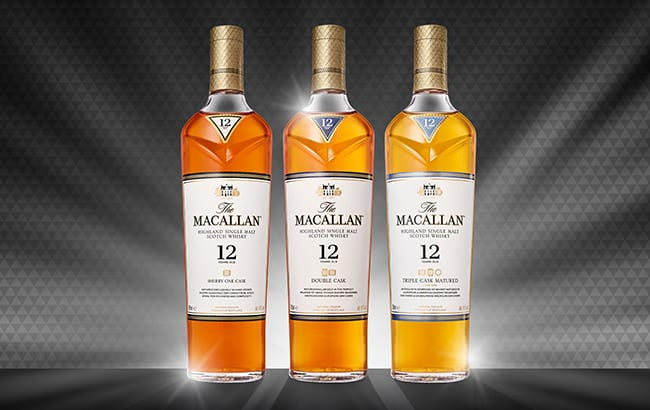 The Macallan ends the 1824 Series and unveils a bold new design