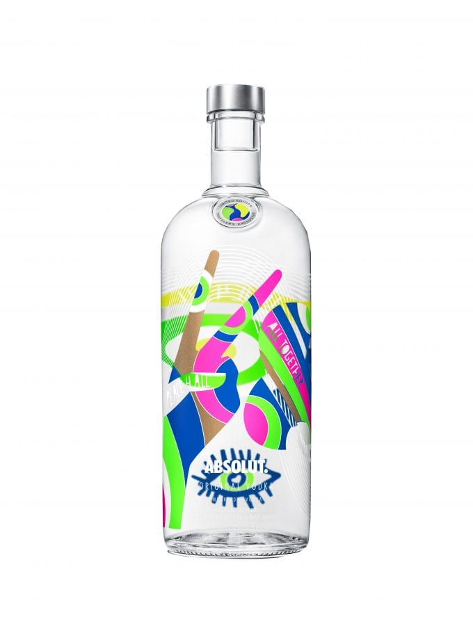 absolut facet edition