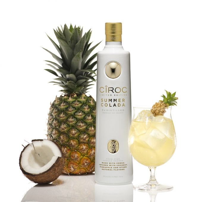CÎROC Vodka brings back Summer Colada limited edition for the Summer season
