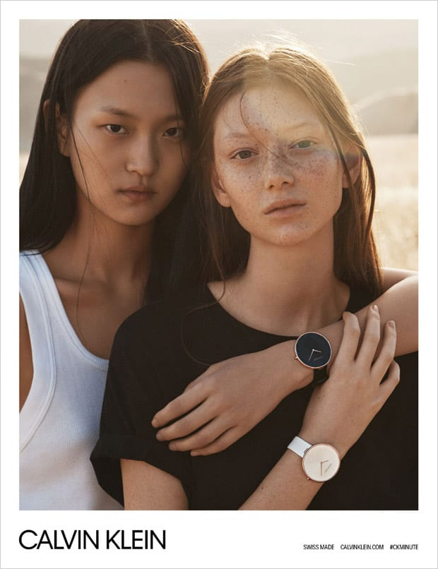 Calvin Klein reveals new watches & jewellery collection