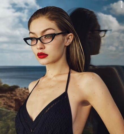 Vogue Eyewear reveals new styles from its Gigi Hadid collection