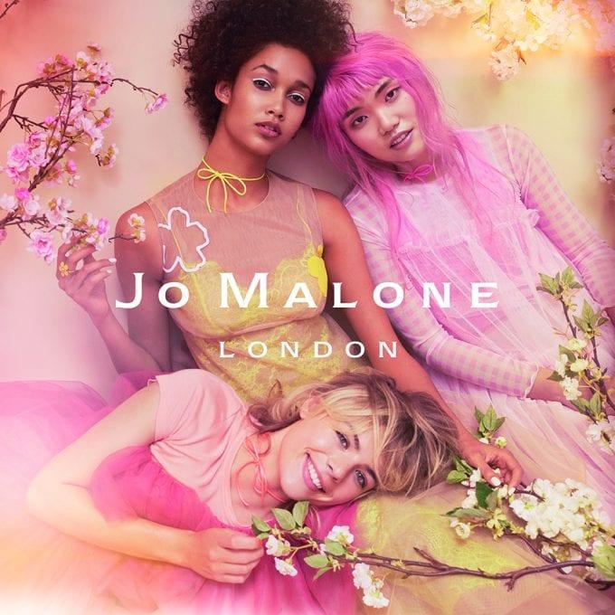 Jo Malone's Blossom Girls debut at Singapore's Shilla Duty Free