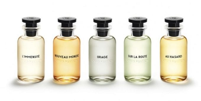 Louis Vuitton reveals the upcoming launch of its first men's fragrance series