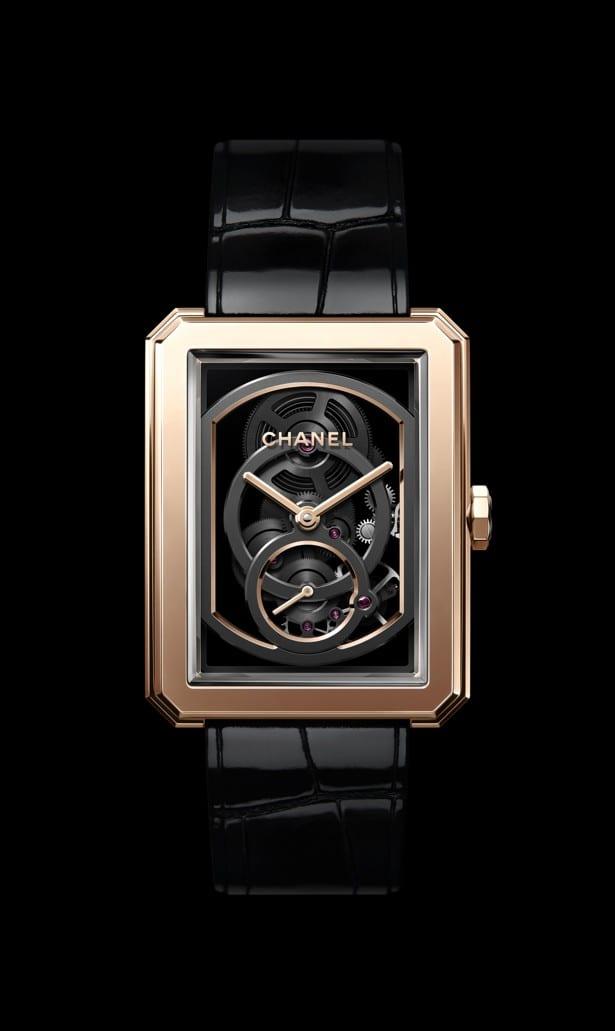 Chanel introduces a new BOY·FRIEND