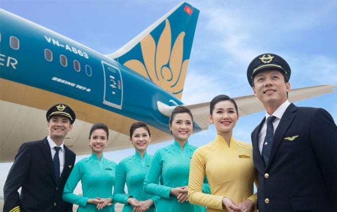 Vietnam Airlines announces new inflight duty-free service with King Power