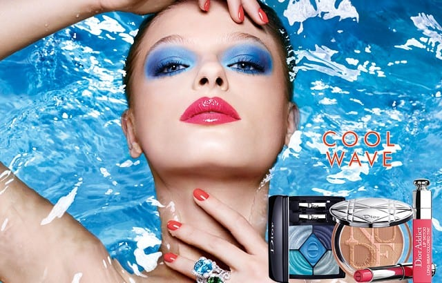 FIRST LOOK: Dior unveils Cool Wave Summer 2018 makeup collection