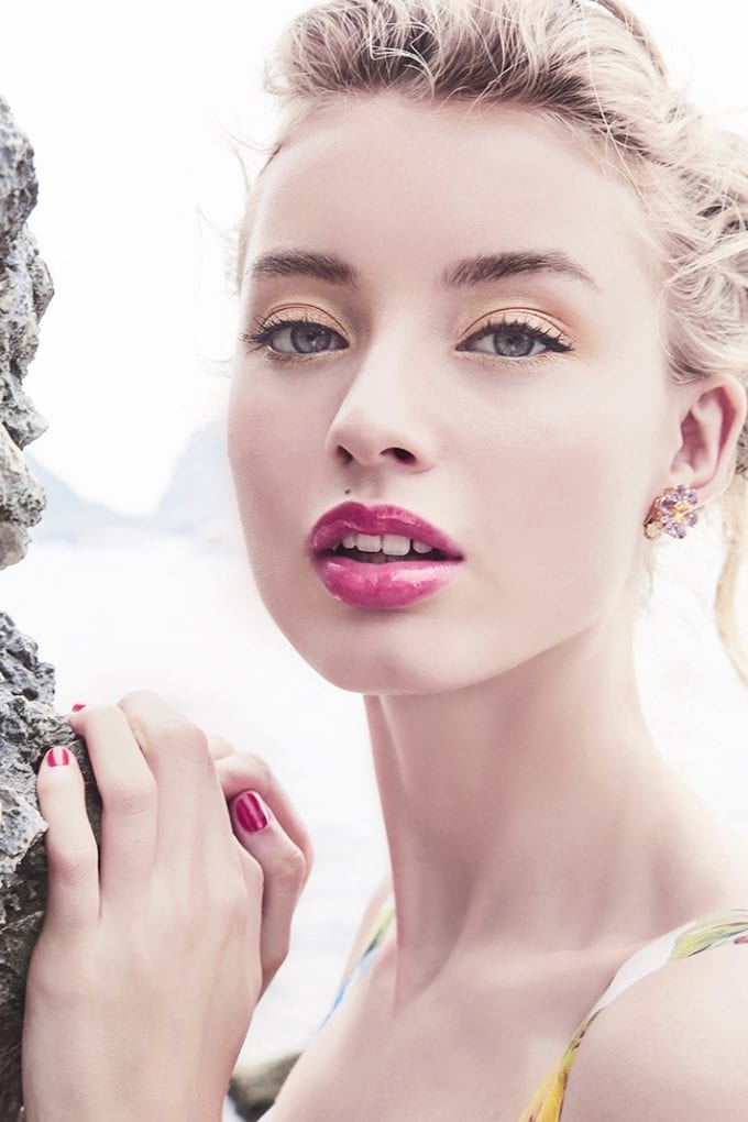Dolce & Gabbana brings Italian Zest to your summer make up look