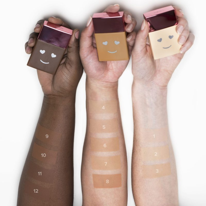 You CAN buy happy! Benefit launches Hello Happy Foundations with ...