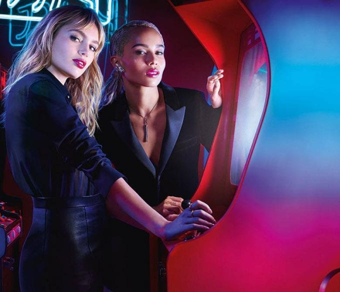 Power, Shine, Colour! YSL launches The Holographics limited edition lipsticks