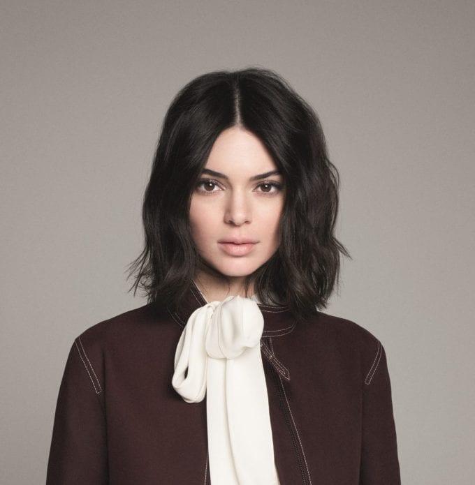 Longchamp loves Kendall Jenner 💖 (and vice-versa)