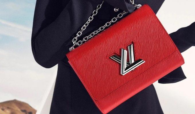Louis Vuitton reinvents the Twist bag for Summer