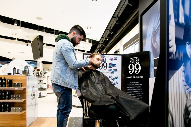 HOUSE 99 Offers A Variety Of Expert Grooming Solutions For Every Male Hair And Skin Type To Perfectly Meet Travellers Needs Whatever Their Habits