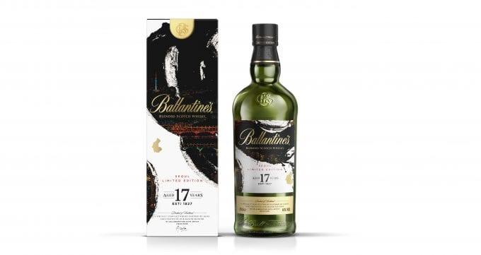 Ballantine's taps Seoul's sights and sounds for Korean airport exclusive whisky